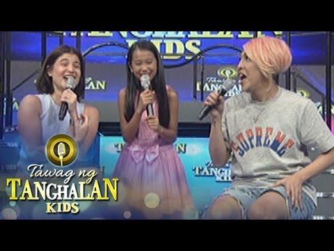 Tawag ng Tanghalan Kids: What is Anne's favorite Kapamilya show?