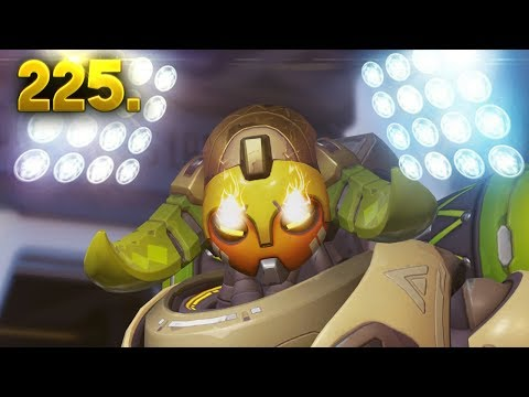 Orisa GOD..?! | OVERWATCH Daily Moments Ep. 225 (Funny and Random Moments) thumbnail