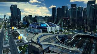Quick showoff my best Cities Anno 2205