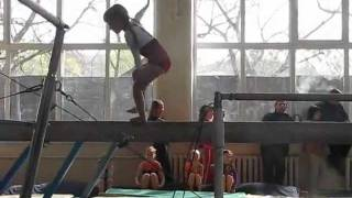 Спортивная гимнастика Первые успехи и огорчения