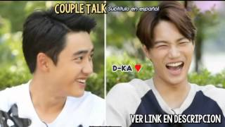 [SUB ESPAÑOL] Couple Talk - EXO  2ND BOX