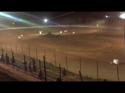 I-77 Speedway 4/13/2018 AMRA Modified feature