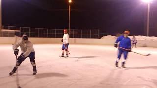 Хоккей, Гипсовый, стадион, 21.02.2013