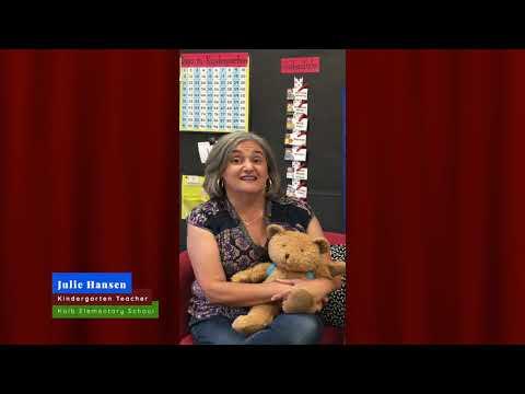 Kolb Elementary School - Meet Kindergarten Teacher, Julie Hansen