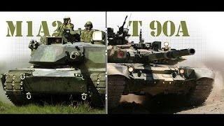 World of tanks!!! Танк Т-90 проти M1A2 Abrams, розпакування набору іграшок на управлінні.