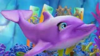 мультики для детей My Dolphin Show Дельфин Молли Шоу в дельфинарии #мультфильм  #Мультики!