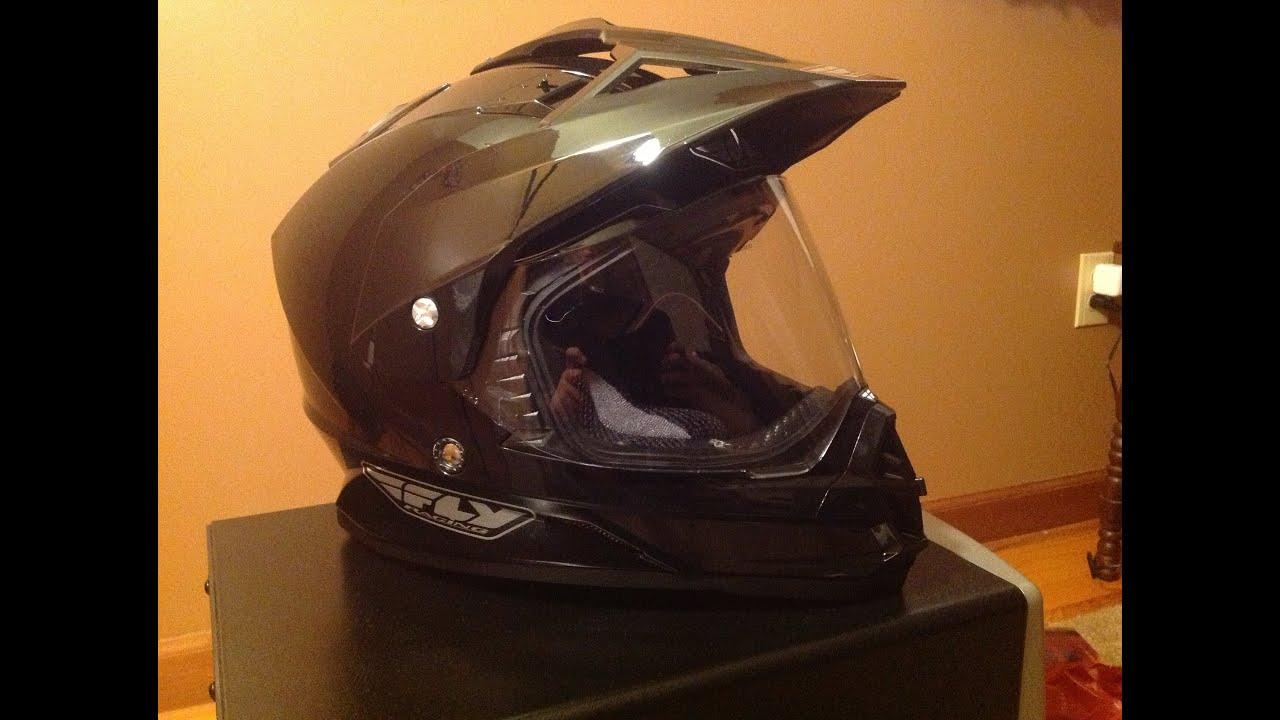 fly racing trekker helmet overview by MetricPowersports