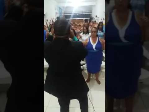 PASTOR CICERO NA MUNDIAL DO PODER DE DEUS EM PORÇÃO DE PEDRAS NO MARANHÃO