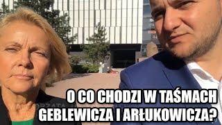 """NAJLEPSZE podsumowanie taśm od """"Sowy"""" z Arłukowiczem i Geblewiczem! Posłuchajcie!"""
