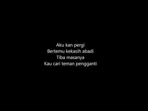 Black feat Malique   Teman Pengganti Lirik)