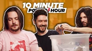 Tie Dye For Real (ft. Jacksepticeye?) - Ten Minute Power Hour