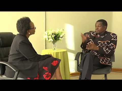 INTERVIEW: Prof Patrick Lumumba-Africa on the rise