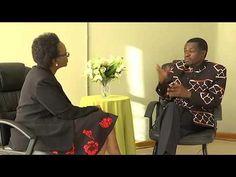 INTERVIEW: Prof Patrick Lumumba-Africa on the rise