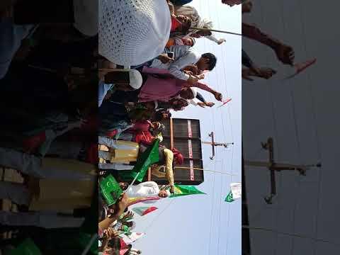 Idrees Raza alwari juloos e Mohammadi God ballana powerful Pahari Devta