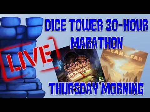 Thursday Morning (Dice Tower 2018 Marathon!)
