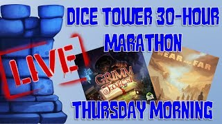 Thursday Morning (Dice Tower 2018 Marathon!)
