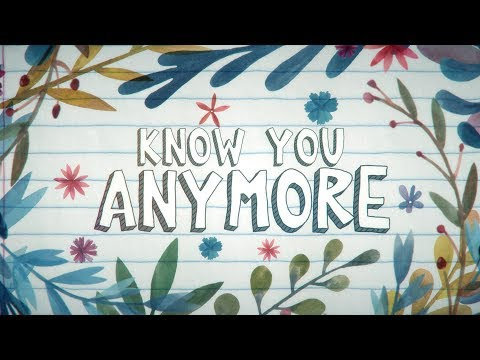 BoTalks - Know U Anymore ft. Sarah Hyland [Lyric Video]