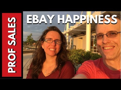 Will Selling on Ebay Make you Happy?