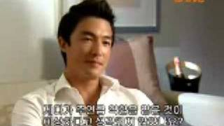 Daniel Henney's upcoming new movie leading lady is Jenny Bae.