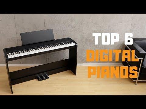 Best Digital Piano In 2019 - Top 6 Digital Pianos Review
