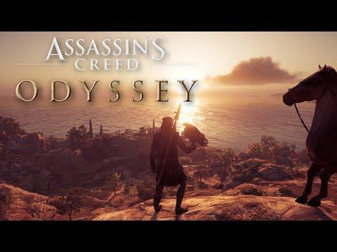 download ASSASSINS'S CREED Odyssey � [LIVE] #02 Adlermann [Cam] Deutsch / German