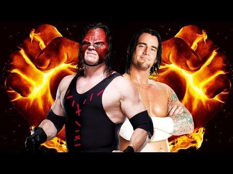 WWE Mashup: CM Punk & Kane (DALYXMAN)