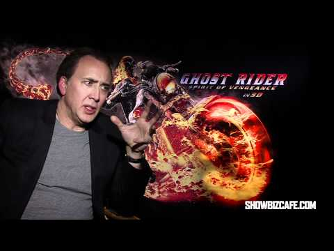 Jack Rico interviews Nicolas Cage on his legacy, press and financial woes *HD