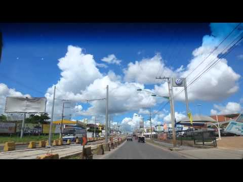 Cuiabá a Várzea Grande Mato Grosso Brasil HD