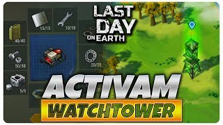 ZIUA CEA MARE Activam watchtower | Last Day on Earth