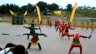 Sagayan Festival Kapatagan NHS (champion 13