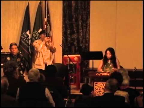 "Celebrating Chinese New Year: A Musical Performance by ""Melody of China"""