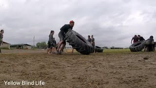 Tire Flips Terrain Race 2018 Salt Lake City Utah