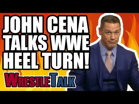 John Cena Might TURN HEEL! (Just Not In WWE...) | WrestleTalk Interview
