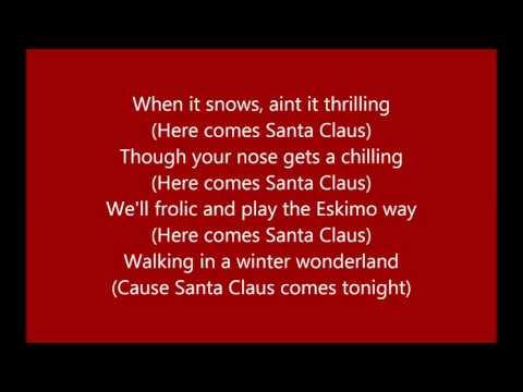 Snopp Dogg and Anna Kendrick-Winter Wonderland Lyrics (Pitch Perfect 2)