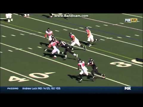 Steve Smith Aggressive 2014 Ravens Highlights