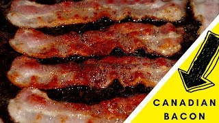 The History of Canadian Bacon  🍽🍴 Bacon is Good