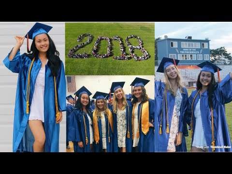 GRADUATION VLOG!! Last Week of High School, Project Graduation| Kaylin Jiang