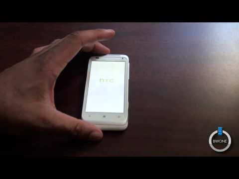 HTC Radar 4G Unboxing, Hands-On & First Impressions - BWOne.com