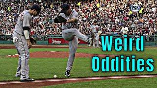 MLB \\\\ Unusual Oddities