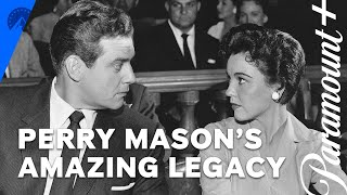 Perry Mason - How Perry Mason Invented The Courtroom Procedural