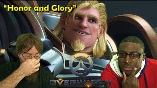Honor and GLORY! | Overwatch | Animated Short Reaction