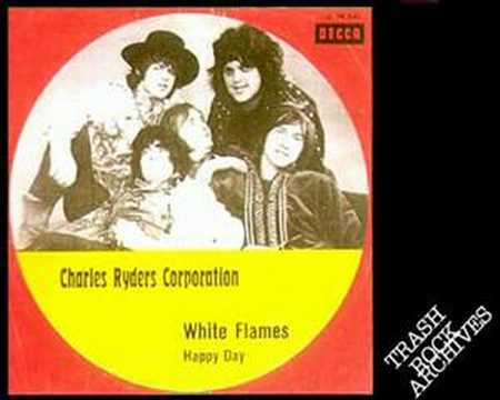 09. CHARLES RYDERS CORPORATION - White flames (1968)