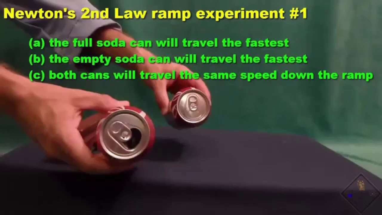 Experiment 3 - Newton's Second Law