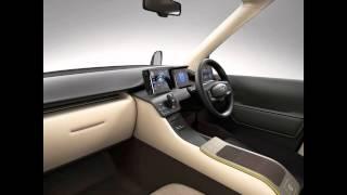 Toyota JPN Taxi Concept 2013 Videos