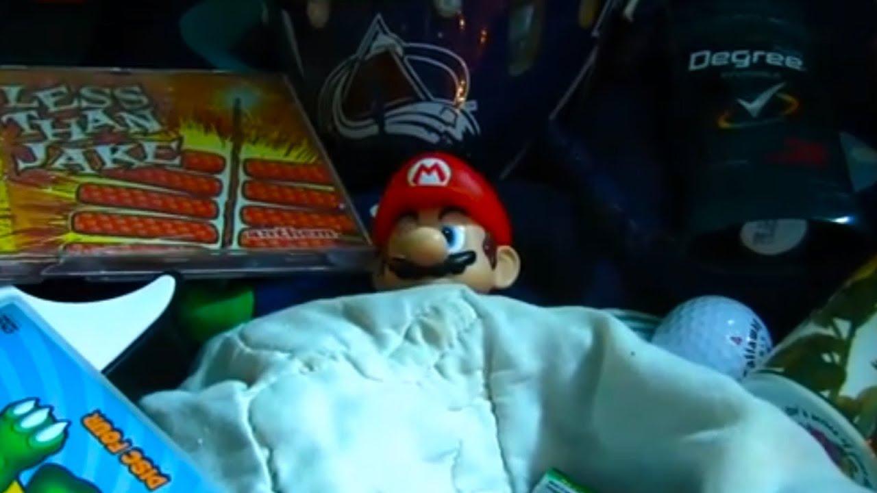 Mario's Illness - Cute Mario Bros. #1