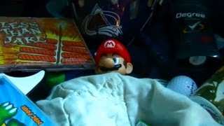 One of The Cute Mario Bros's most viewed videos: Mario's Illness - Cute Mario Bros.