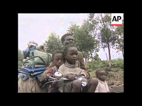 ZAIRE: AT LEAST 30 RWANDAN HUTU WOMEN AND CHILDREN KILLED BY REBELS