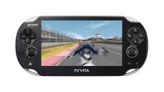 MotoGP13 Gameplay  trailer 05 Catalunya - PSVita