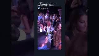 χορός Ελίνας με Χριστίνα Μπόμπα!