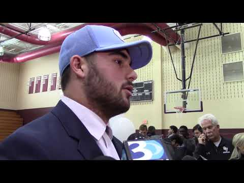 ICTV: Sam Howell Excited to Play for Mack Brown, UNC